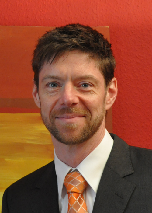 Christian Roos, IPGR General Manager